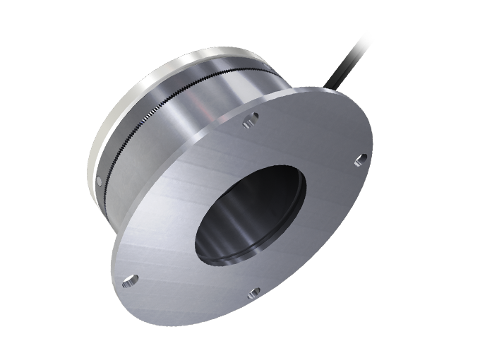 Permanent magnet toothed brake