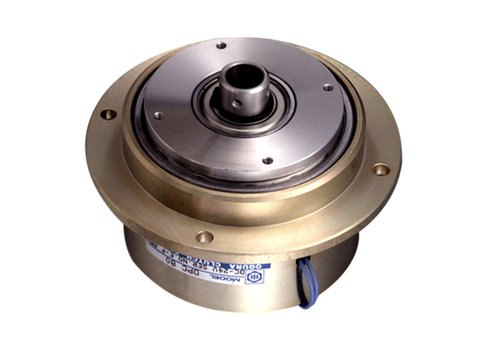 Magnetic particle clutches and brakes